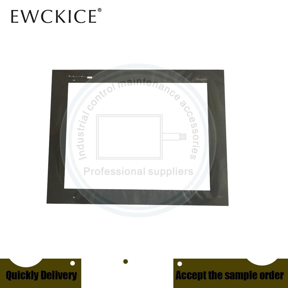 NEW HMIGTO6310 HMIGT06310 HMI PLC Front Label Industrial Control Sticker  Industrial Control Maintenance Accessories