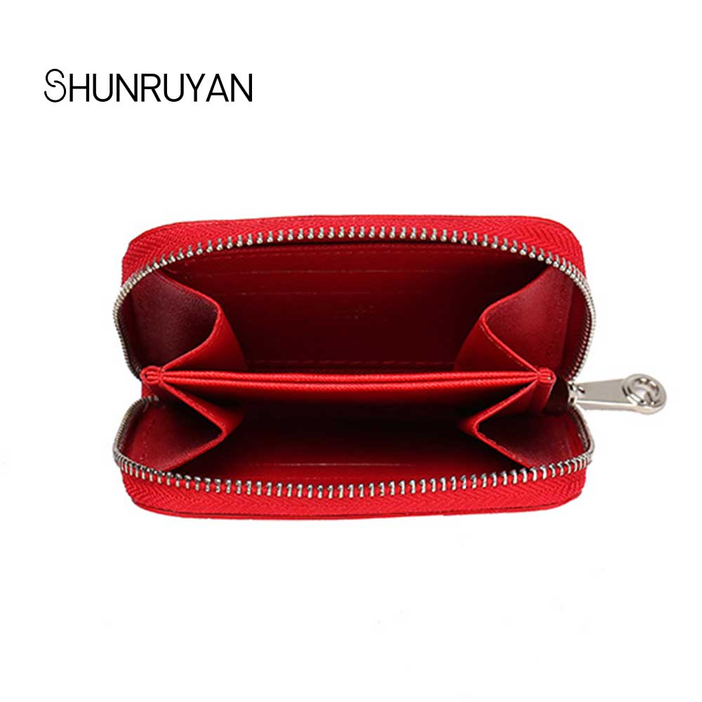 SHUNRUYAN 2019 new high quality Genuine Leather bag credit card bag business wallet card unisex bagSHUNRUYAN 2019 new high quality Genuine Leather bag credit card bag business wallet card unisex bag