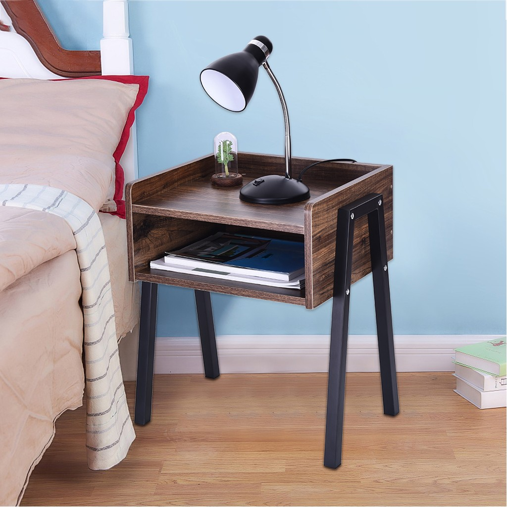 Kitchen Tools Living Room End Table Creative Tea Table Vintage Nightstand Coffee Table Kitchen Accessories