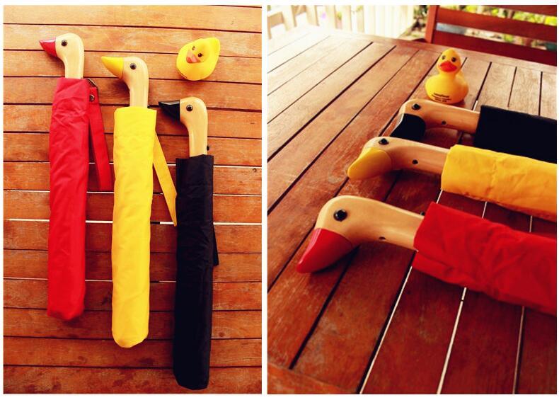 Módní kachna ústa zpracovat deštník deštník a slunečník - Výrobky pro domácnost