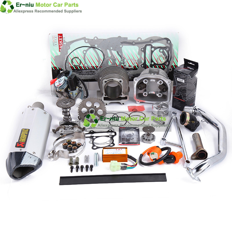 ♔ >> Fast delivery gy6 200cc engine in Bike Pro