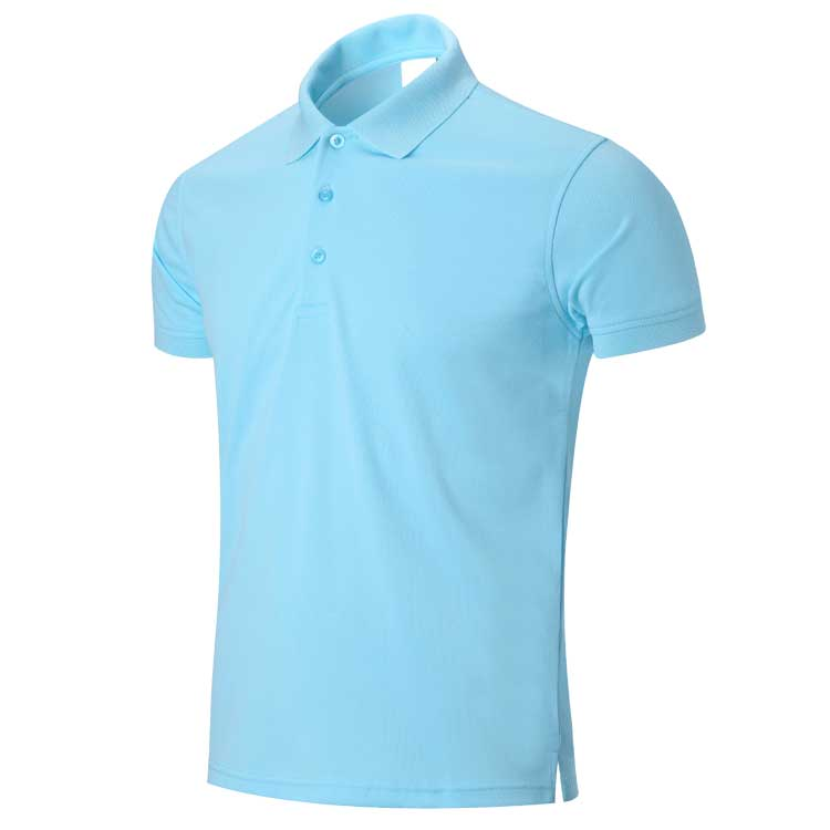 Men Polo Shirt Summer Sport Mens Solid Shirts Golf Training Running Sports Short Sleeve Tops Tees Jerseys T Shirts