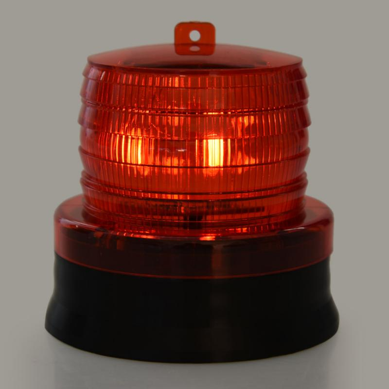 Led Warning Light Flashing Indicator Light Strobe Beacon Emergency Lamp Signal Warning Light Car Auto Lamp 12v-24v Alarm Lamp