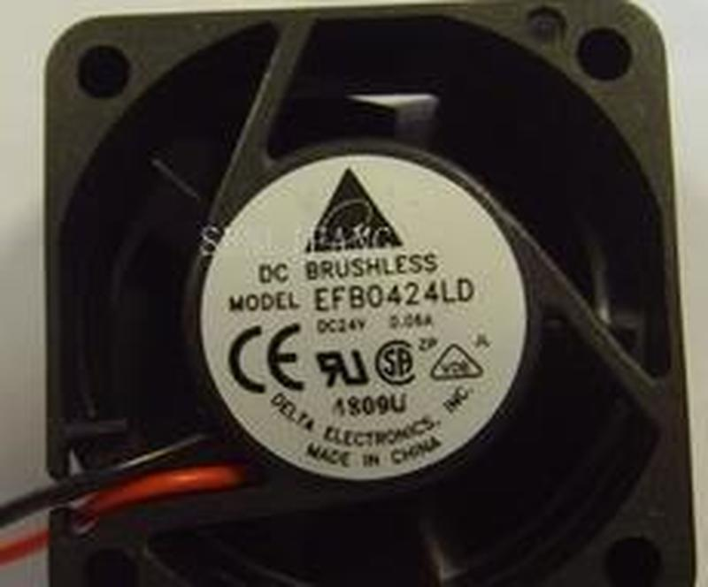 EFB0424LD Free Shipping For Delta 4020 24V 0.06A Silent Chassis Fan