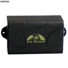 Vehículo perseguidor del GPS GPS104 TK104 en Tienda! gratuito sistema de seguimiento GPS 60 días de tiempo de espera de cuatro bandas Del GPS Del Coche que sigue el dispositivo