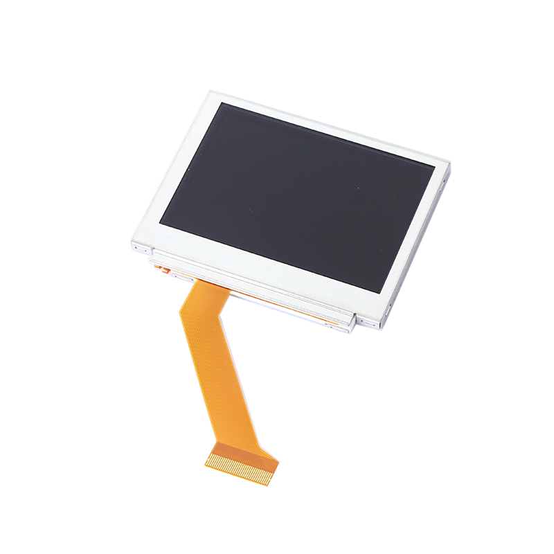 DOITOP for GBA SP AGS 101 Highlight LCD Screen Brighter Backlit Screen with 40 Pin 32 Pin Ribbon Cable Highlight LCD Parts Kit