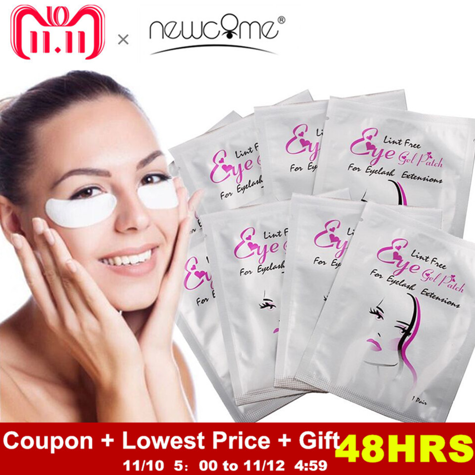 High Quality under Eye Pads Lash Eyelashes Extension Paper Patches Eye Tips Sticker Wraps Makeup Tools Cheap Under Eye Pads thin hydrogel eye patches under eye pad non waven fabric eye paper patches for eyelash extension 25 50 100 200 500 packs pad