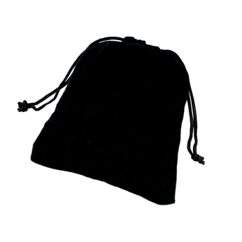 10 X 16 CM Fashion Black Velvet Drawstrings Gift Bags Jewelry Pouches For Wedding Xmas Package Free Shipping
