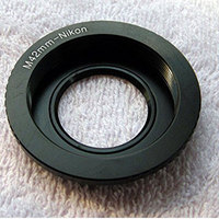 VILTROX M42 Nikon M42 Lens To Nikon DSLR SLR Camera F Mount Adapter Ring With Glass