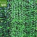 10 Шт./лот 2.4 м Искусственный игрушечная мебель украшения лианы винограда watermalon листья лозы искусственные растения для Свадьбы