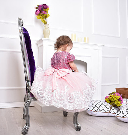2018 Girl dress Tutu Dress Birthday Dress Pink Dress for Baby Toddler Girl 1st Birthday Outfit with Bow 1 Year Old 12-18 months2018 Girl dress Tutu Dress Birthday Dress Pink Dress for Baby Toddler Girl 1st Birthday Outfit with Bow 1 Year Old 12-18 months