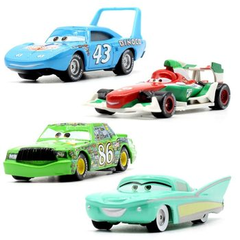 20 Style Disney Lightning Mcqueen Pixar Cars 3 Chick Hicks Metal Diecast Toy Car 1:55 Loose Brand New In Stock & Free Shipping free shipping 5pcs fa5571n in stock