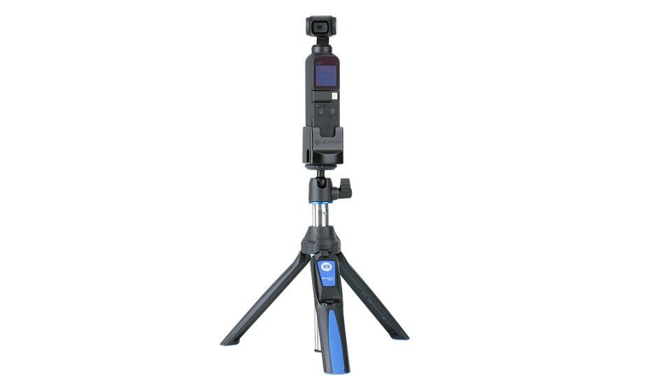 Ulanzi OP2 Gimbal Accessories for Dji Osmo Pocket Vertical Gimbal Base Holder Fixed Mount 1/4 Screw USB Charging Port Type-C 11