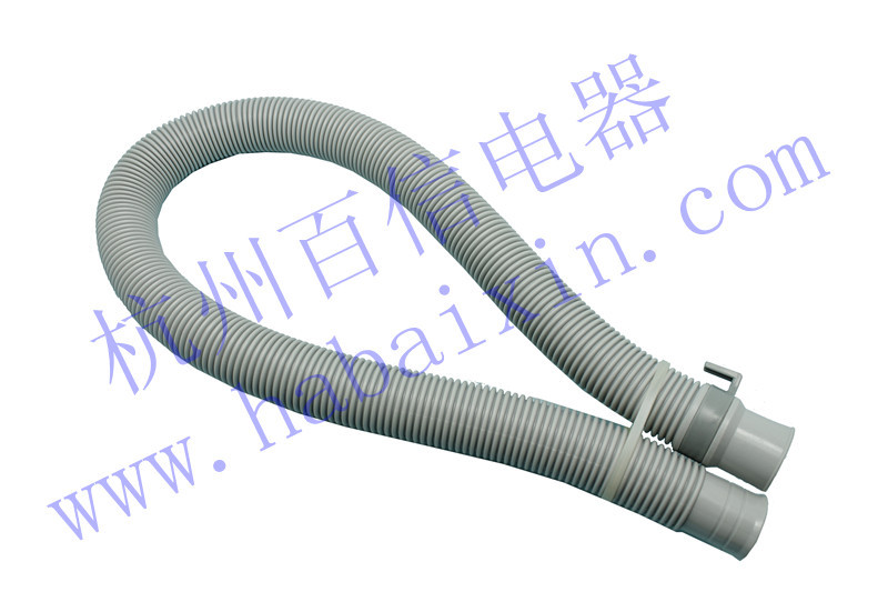 washing machine drain pipe diameter