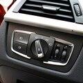 ABS acessórios do carro Farol de Ajuste A chave Da Tampa Da Guarnição Para BMW F20 118i 135i 120i 2014 2015 2016