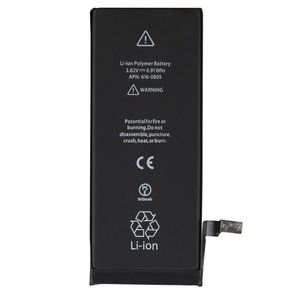 Image 1 - Nouvelle batterie au Lithium pour Apple iPhone 5 5S 6 6S 7 Batteries mobiles de remplacement batterie de téléphone interne batterie Rechargeable