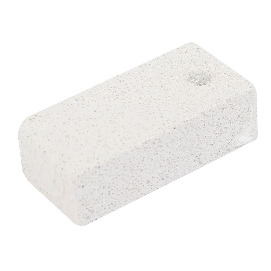 Hot Selling! Rectangle Shape Hamster Cleaning Teeth Mineral Stone White