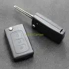 10 шт. чехол для ключей PINECONE для GREAT WALL устройство для парковки Автомобиля H3 автомобильный ключ 3 кнопки Uncut Латунное лезвие замена пустой корп...