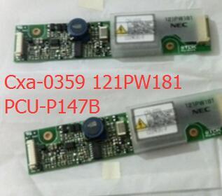 121PW181 CXA-0359 PCU-P147B lcd original inverseur haute pression bar INVER