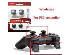 4pcs Game Controller Dual Triggers Enhancements for PS3 Playstation 3 Dualshock 3 Game Accessories Silicone Protective Cap Cover