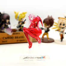 Liefde Dank Je Lieveling In De Franxx Nul Twee 02 Code 002 Acryl Stand Figuur Model Plaat Houder Cake Topper anime
