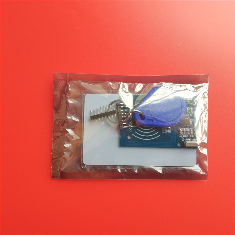 RFID Card Reader Writer Module Mifare RC522 SPI Interface TOP 13.56MHz MFRC-522 цена