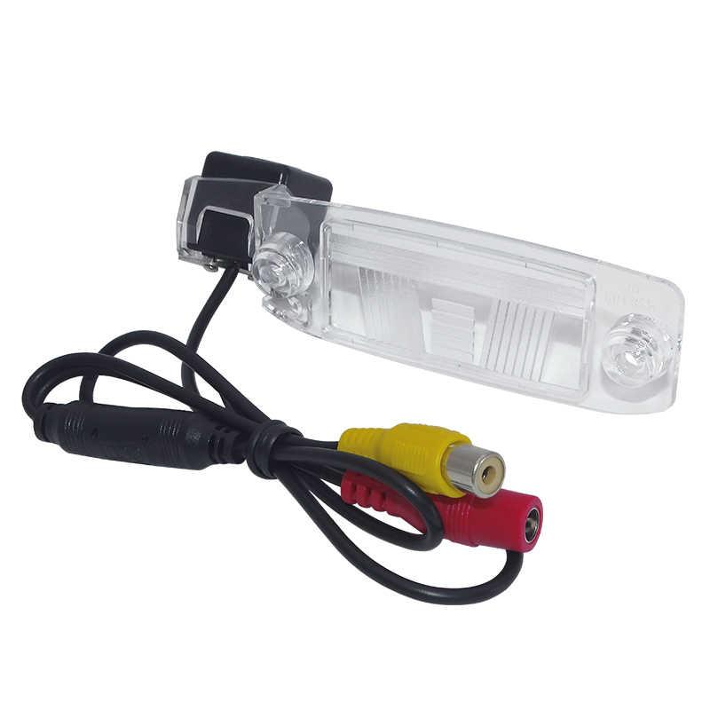 Pour caméra de recul Sportage R avec caméra CCD HD 4 LED pour KIA Sportage R 2011-2012/K3