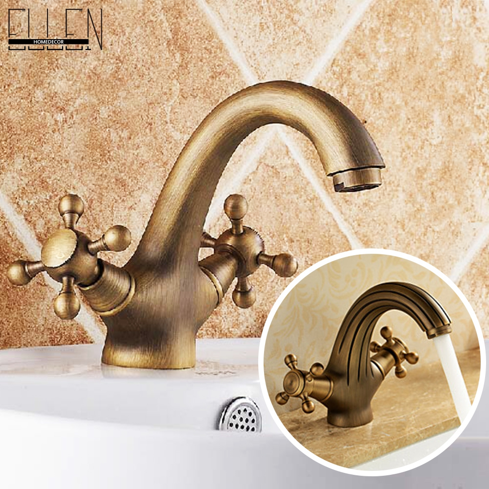 Old-Style Sink Basin Faucet