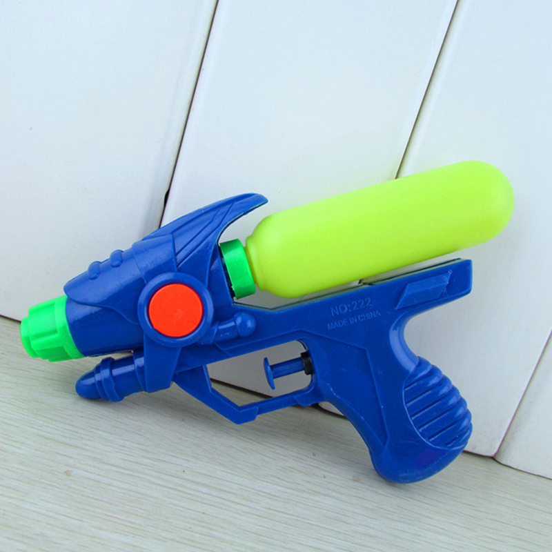 Fashion Children Water Gun Toy Colorful Funny Outdoor Water Toys For Kids Sports Holiday Beach Squirt Toy