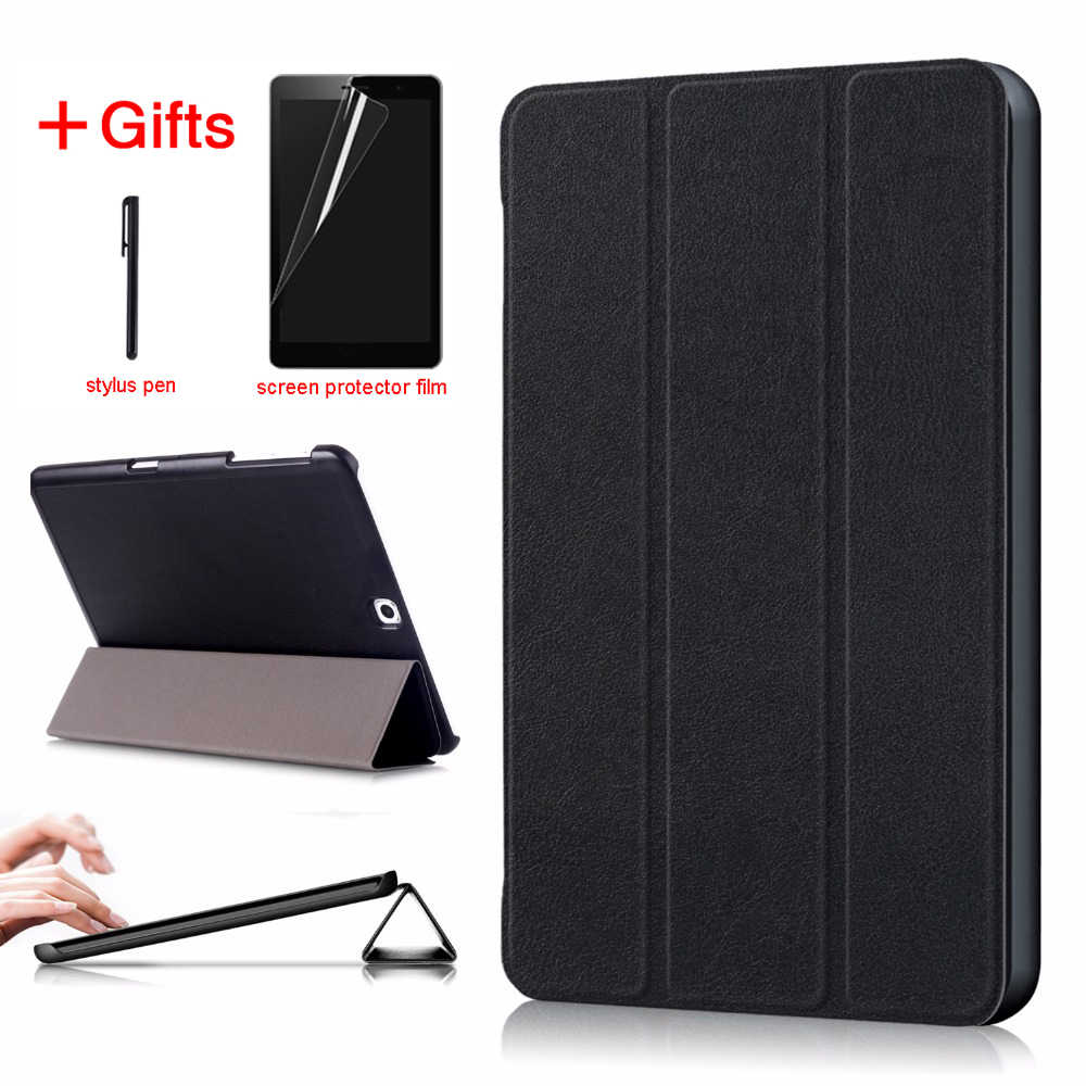"PU Leather Case voor Samsung Galaxy Tab S2 9.7 T810 T813 T815 T819 9.7 ""inch tablet cover voor Samsung galaxy Tab S2 9.7 case"