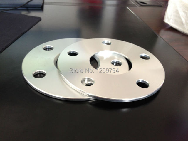 Espaciador de la rueda De La PCD 5x100mm EJE 56.1mm 10mm Rueda Adapter5 * 100 de Espesor 56.1-10