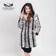 100% Real Bruise blue whole skin Rex rabbit coat 2017 Shop Winter Coats Russian Leather Jacket Waistcoat Fur Women Coat 1616-1