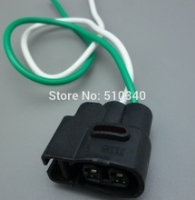 100 Sets 2 Pin 2 0mm Female For Kia Ignition Coil Ignition Coil Connector Fuel Injector_220x220 compare prices on kia wiring harness online shopping buy low 1986 Toyota SR5 Fuel Injector Wire Harness at eliteediting.co