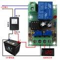 XH-M601 управления зарядки аккумулятора доска 12 В интеллектуальное зарядное устройство питания панели управления, автоматическая зарядка мощность