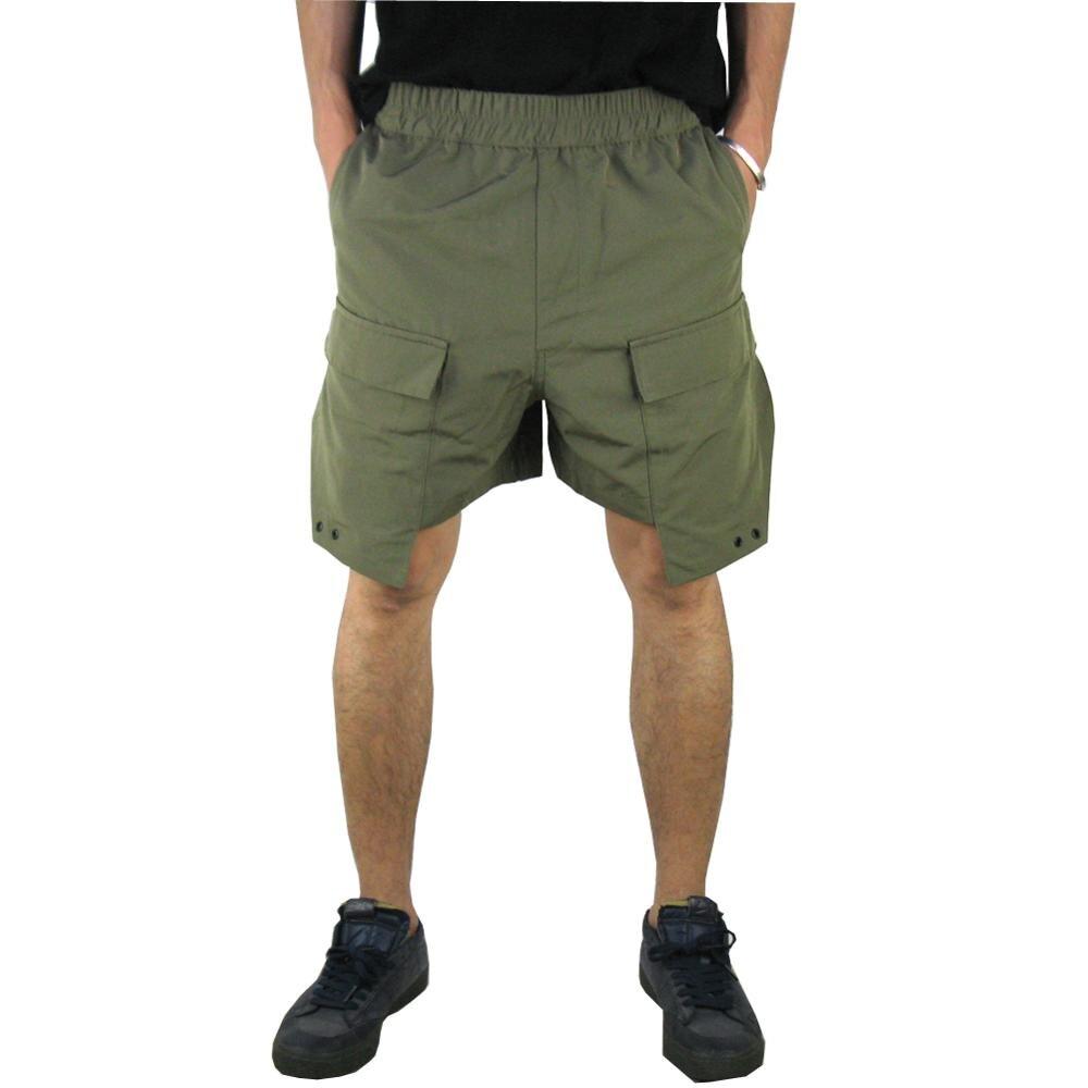 High Street 2019 Summer New Design Fashion Hip Hop Streetwear Men's Shorts High Street Shorts Mmulti Pocket Casual Swag Shorts