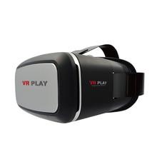 """ขายร้อน!ใหม่VRเล่น3Dสมาร์ทแว่นตาVRกล่องชุดหูฟังVRความจริงเสมือนแว่นตา3D 3dมือถือแว่นตาทีวีสำหรับ3.5 """"~ 6.0"""" Smartphon"""
