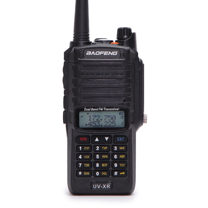 Image 2 - Baofeng UV XR 10W radyo çift bantlı cb radyo IP67 su geçirmez güçlü Walkie Talkie 10km uzun menzilli iki yönlü radyo avcılık için