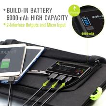 Solar Power Bank 5V 21W Solar Quick Charging Solar Powerbank for iPhone 5 5s iPhone SE iPhone 6 6s 7 7plus 8 Samsung.