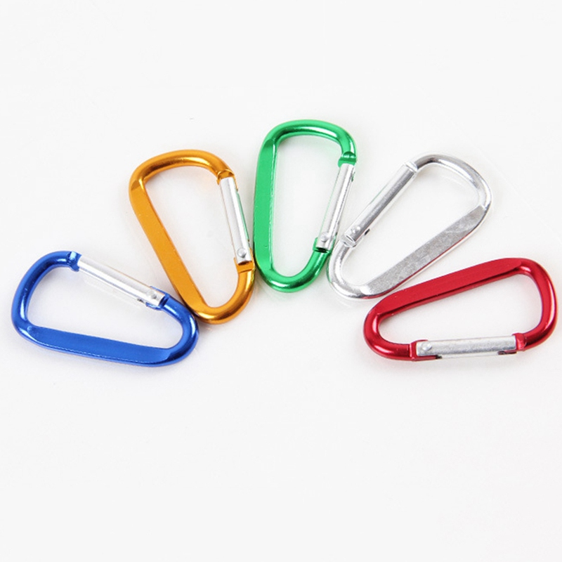 1pcs Tactical Retractable Plastic Spring Elastic Rope Security Gear Tool For Outdoor Hiking Camping Anti-lost