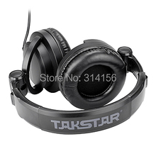 Takstar TS-650 monitor headphone DJ music headset HI-FI Closed Dynamic Stereo Headphones TS650 Recording Audio Monitoring
