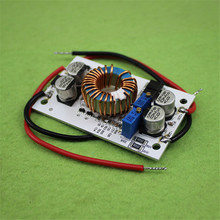 DC-DC boost converter Constant Current Mobile Power supply 10A 250W LED Driver step-up Power supply module 1500w dc dc step up boost converter 10 60v to 12 97v 30a constant current power supply module led driver voltage power borad