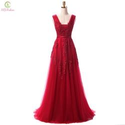 Vestido De noche largo Sexy sin espalda elegante hasta el suelo para Banquete De novia