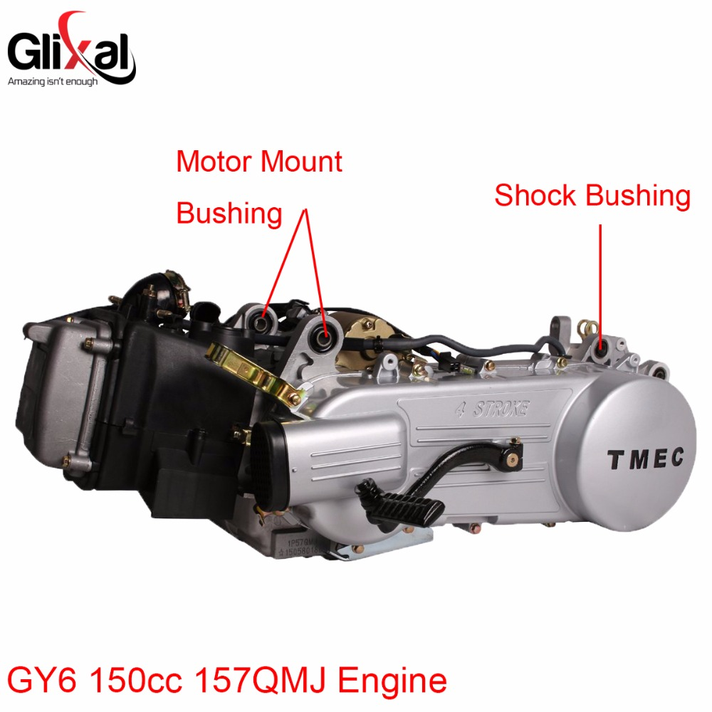 Carter Talon 150 Engine Hammerhead Wiring Diagram Hecho Glixal Motor Mount Bushing For Qmi Chinese Scooter Moped Atv Go Kart In Engines From