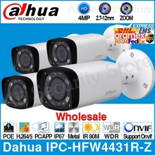 Dahua оптовая продажа IPC-HFW4431R-Z 4MP POE IP камера 80 m MAX IR Night 2,7 ~ 12 мм VF объектив с моторизованным зумом Автофокус пуля камера безопасности