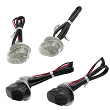 цена на Motorcycle LED Bulb Turn Signals Indicator flashing lights blinkers For Yamaha YZF R1 R6 R25 R3 R6S FZ1 FZ6 FZ8 FAZER XJ6 MT03