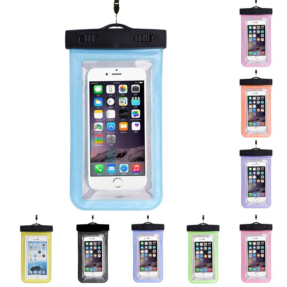 Универсальный водонепроницаемый чехол для телефона фото