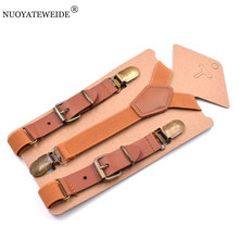 Baby Suspenders Fashion Kids Braces Strong 3Clips Boy Trousers Suspensorio Elastic Strap size 2.5*75cm 10 colors