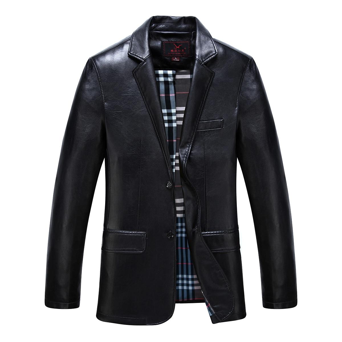 Automne Veste Hommes Mouton De amp; Cuir Peau Printemps Blazer Costume 15089new En TEwxZq7p7