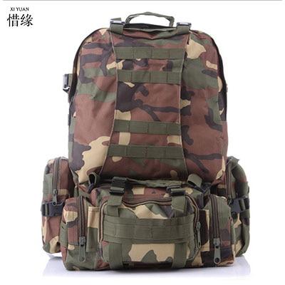 XIYUAN Stylish Travel Large Capacity Backpack Male Messenger Shoulder Bag Computer Backpacking Men Multifunctional Versatile BaG