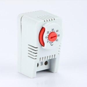 Image 3 - Thermostat régulateur de température interrupteur chauffage au sol connecteur réglable intérieur Thermostat chaud interrupteur thermostat électrique